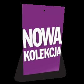 Metka NOWA KOLEKCJA fioletowa